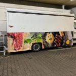Fahrzeugbeschriftung in Erlangen