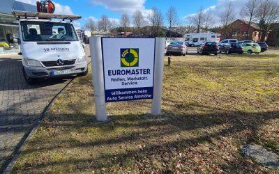 Neuer Partnerbetrieb von Euromaster in Soltau