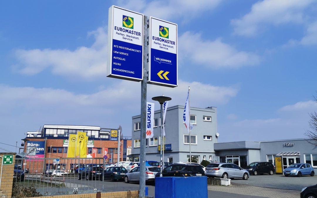 Euromaster – Service Center in Lübeck