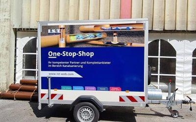 Anhängerbeschriftung in Bochum